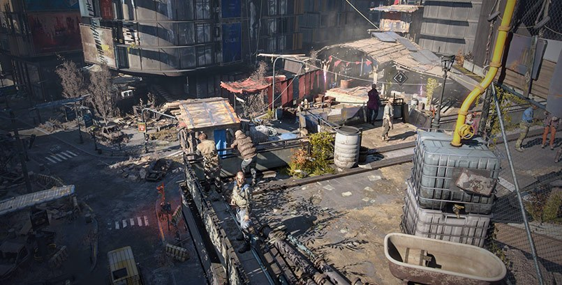 Dying Light 2: 26 Minutes Of Official Gameplay Demo - Check it out!