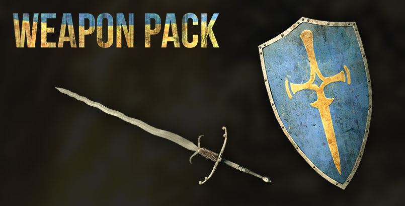 Dying Light x Chivalry event weapon pack