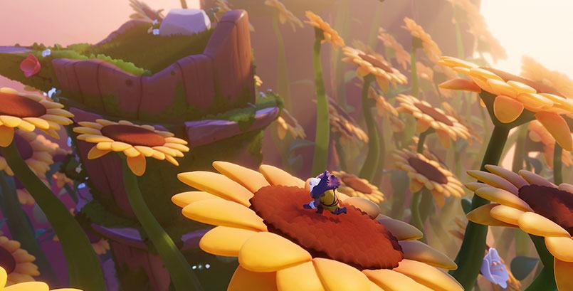 Arise: A Simple Story Sunflower level
