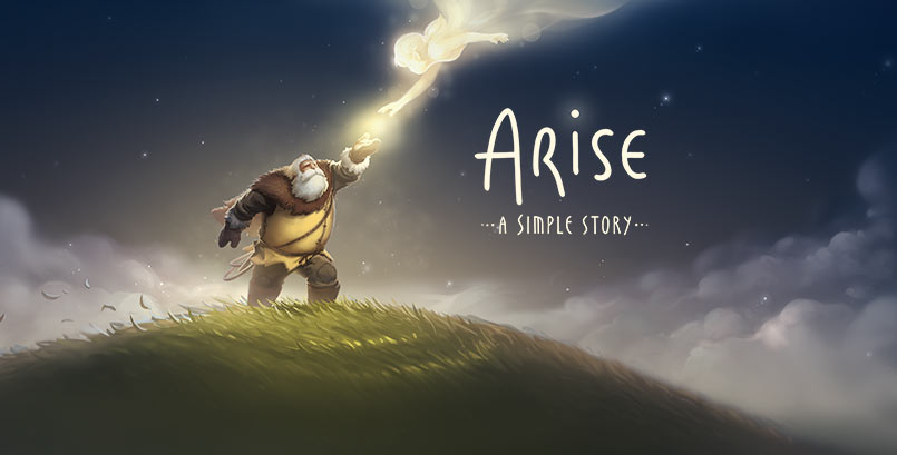 Arise: A Simple Story celebrates a successful launch