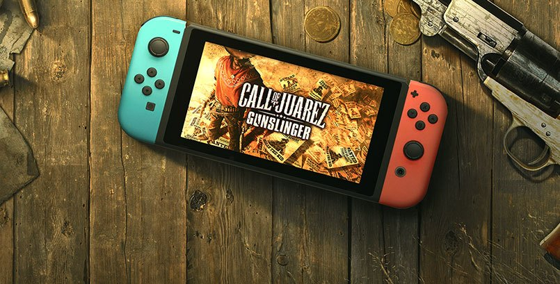 Call of Juarez: Gunslinger Is Now Available On Nintendo Switch