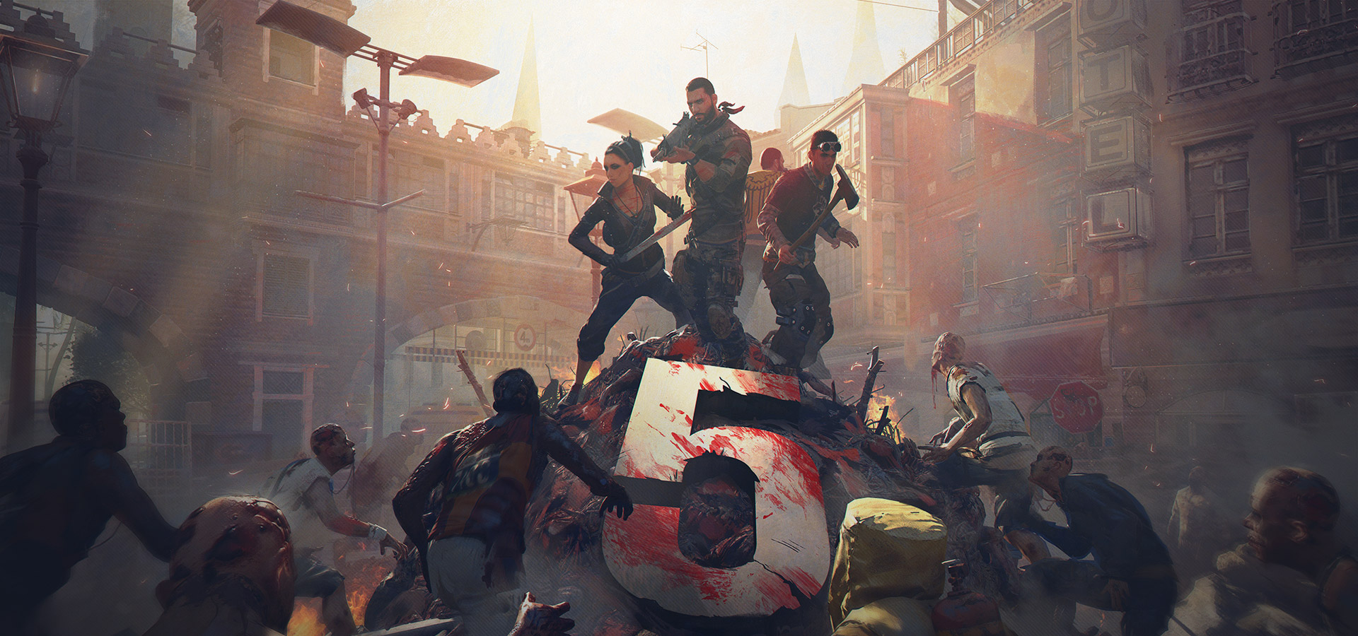 Dying Light's 5th Anniversary and Free Weekend