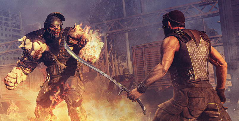 Dying Light's Volkan Combat Armor Bundle introduces cutting-edge gear
